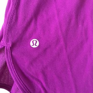 lululemon athletica Tops - Lululemon Purple Tank Top